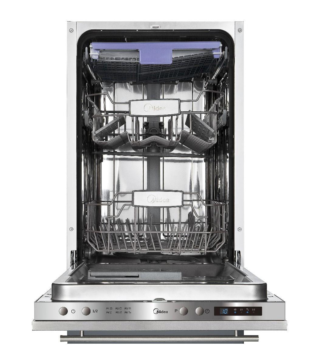 Посудомоечная машина Midea М45ВD-1006D3 AUTO