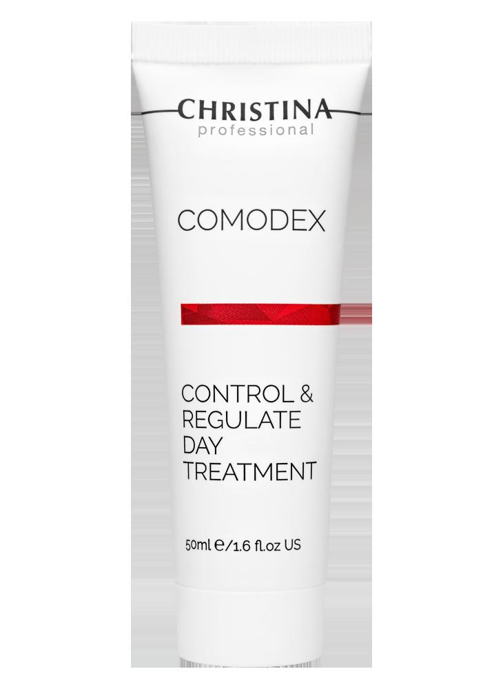 Comodex Control & Regulate Day Treatment