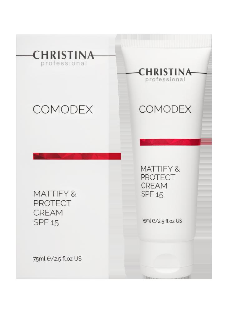 Comodex Mattify & Protect Cream SPF 15