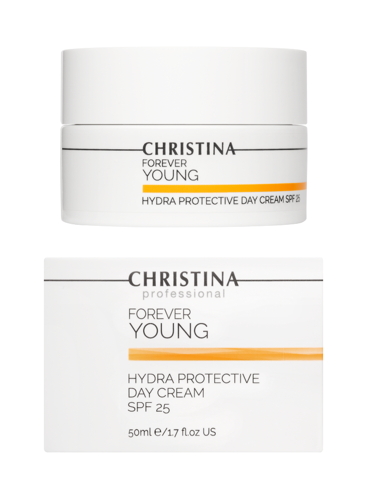 Forever Young Hydra-Protective Day Cream SPF 25