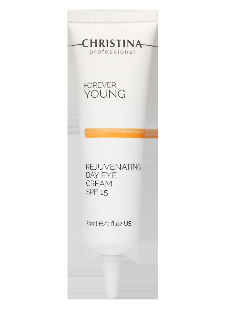 Forever Young Rejuvenating Day Eye Cream SPF15