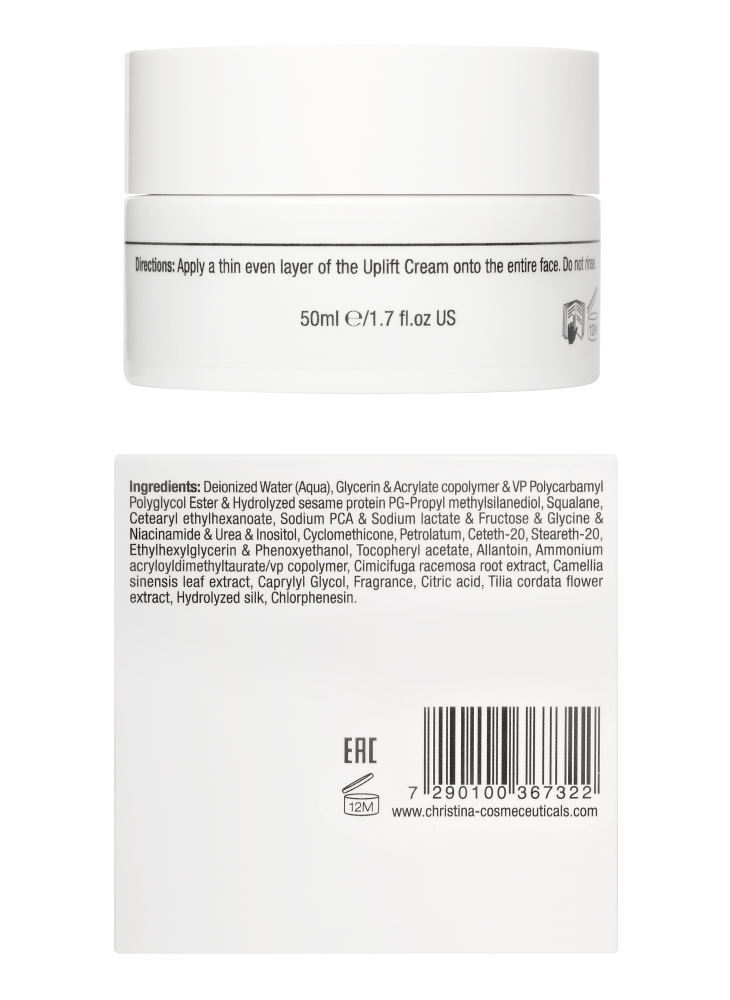 Silk UpLift Cream