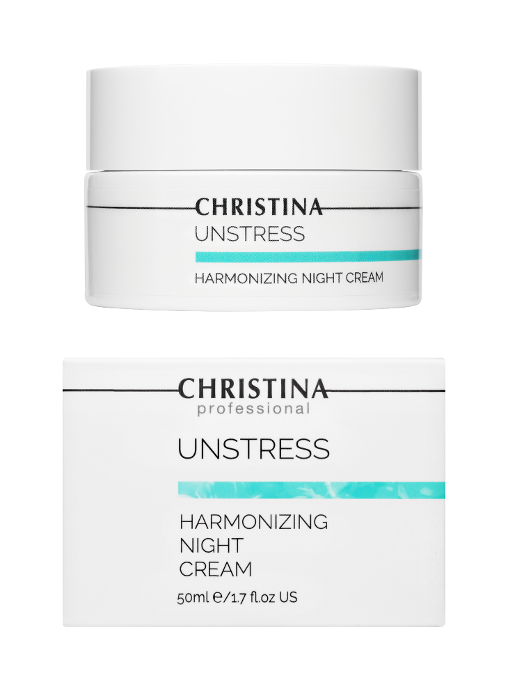 Unstress Harmonizing Night Cream