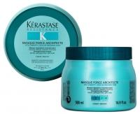 Kerastase Resistance Masque Force Architecte - Восстанавливающая маска для сильно поврежденных волос, 500 мл