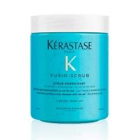Kerastase - Фузио-скраб Энержизан для склонной к жирности кожи головы Fusio-Scrub Energisant, 650 г