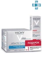 Vichy - Набор (Liftactiv Suprem Крем для упругости для нормальной и комбинированной кожи, 50 мл + Liftactiv Suprem Гиа..
