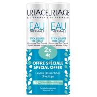 Uriage Eau Thermale - Набор (Увлажняющий стик для губ, 2 шт*4 г), 1 шт