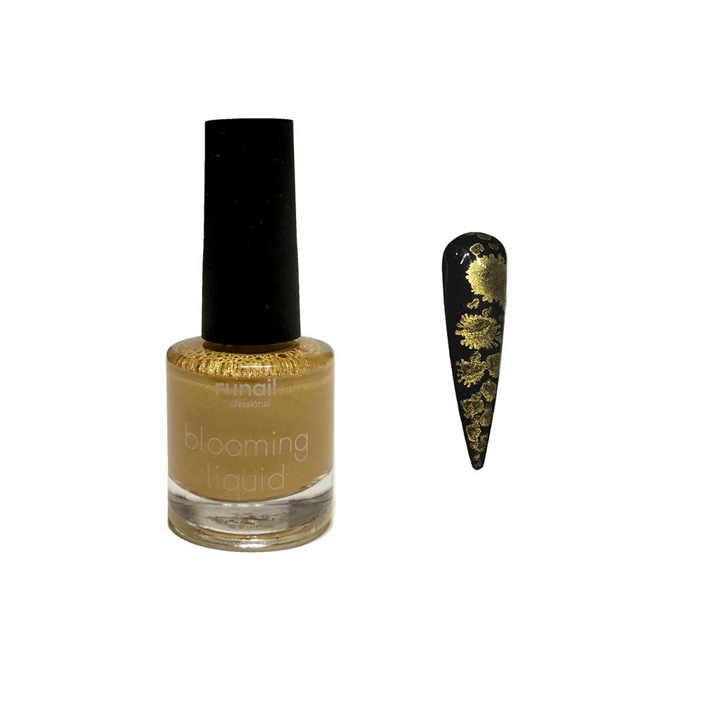 Краска для акварельной техники (цвет: золото, с шиммером), №6205