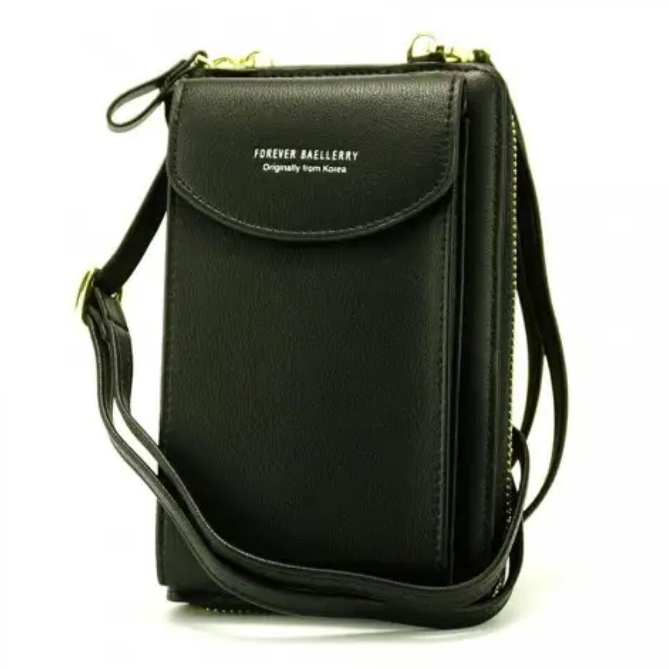 Сумка портмоне клатч Baellerry Черный