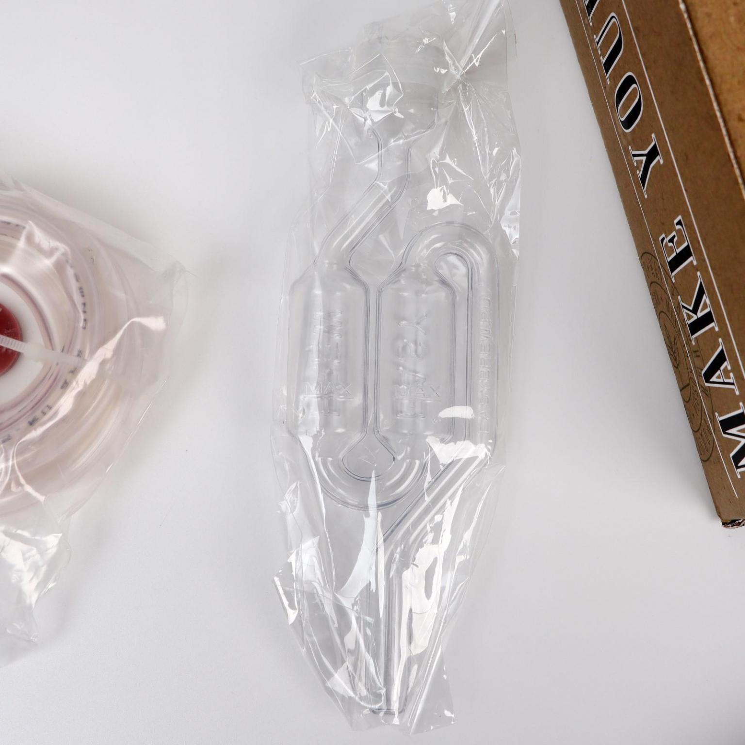 Подарочный набор для приготовления алкоголя Создай свое вино 5075 виноград белый 1 л