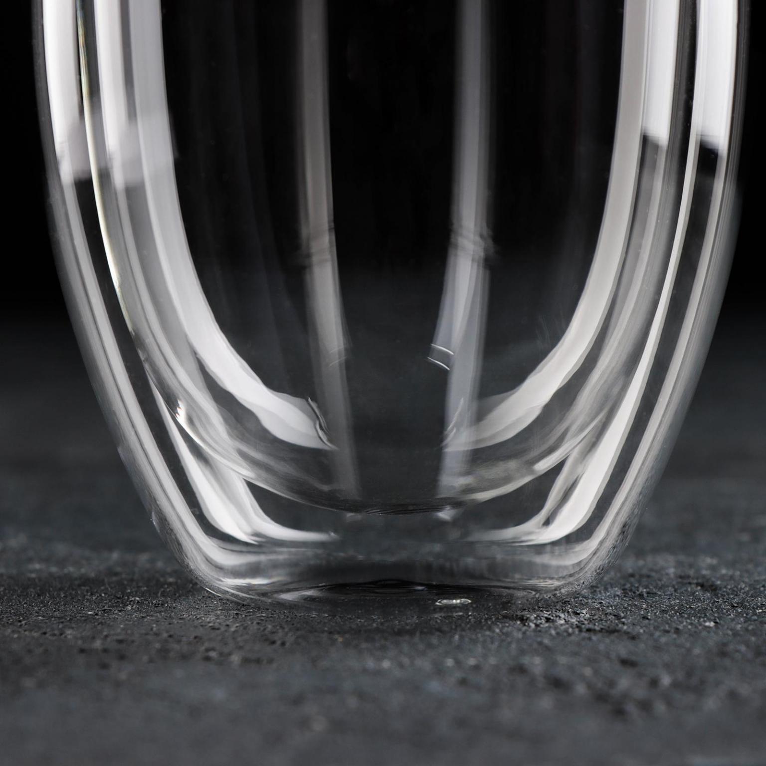 Бокал Олд фэшн, 350 мл, стеклянный, с двойными стенками