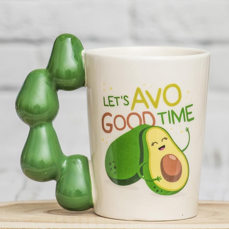 Кружка Авокадо