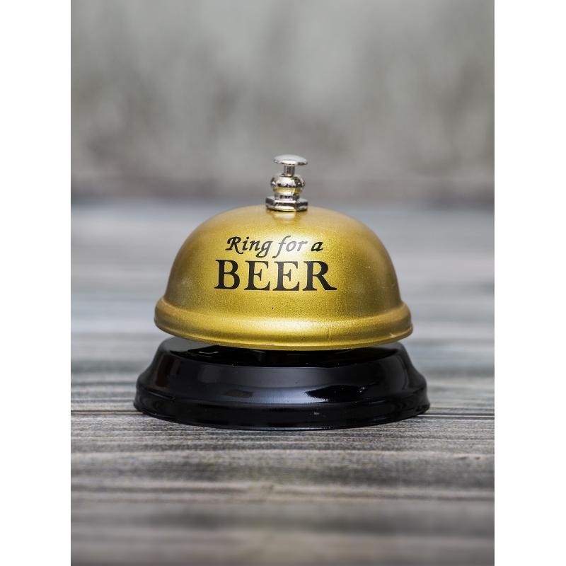 Звонок настольный Ring for a beer