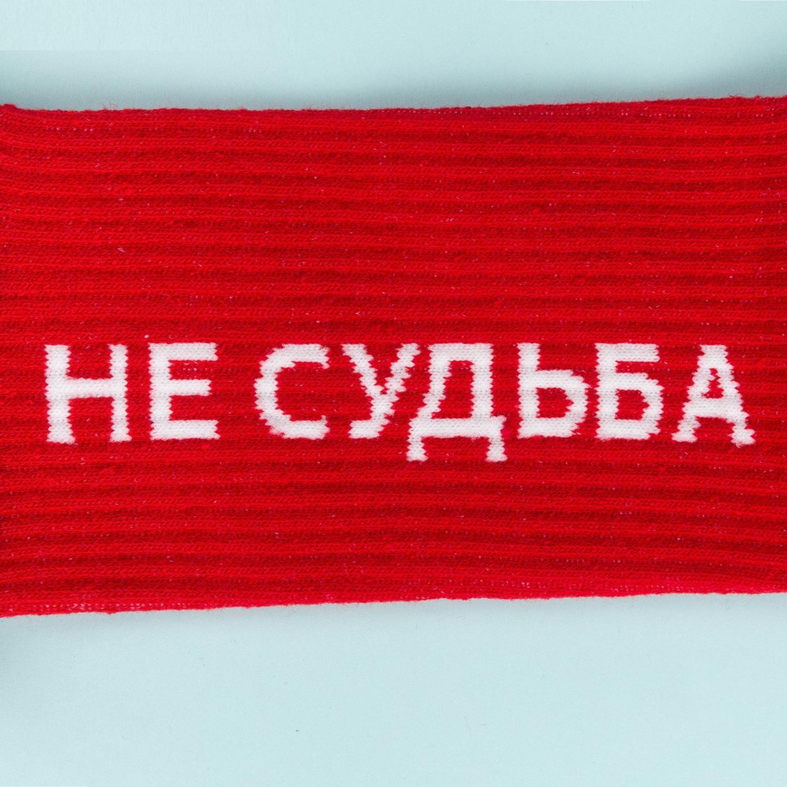 """Набор мужских носков """"Не судьба/Кролик"""" 2 пары, р. 41-44"""