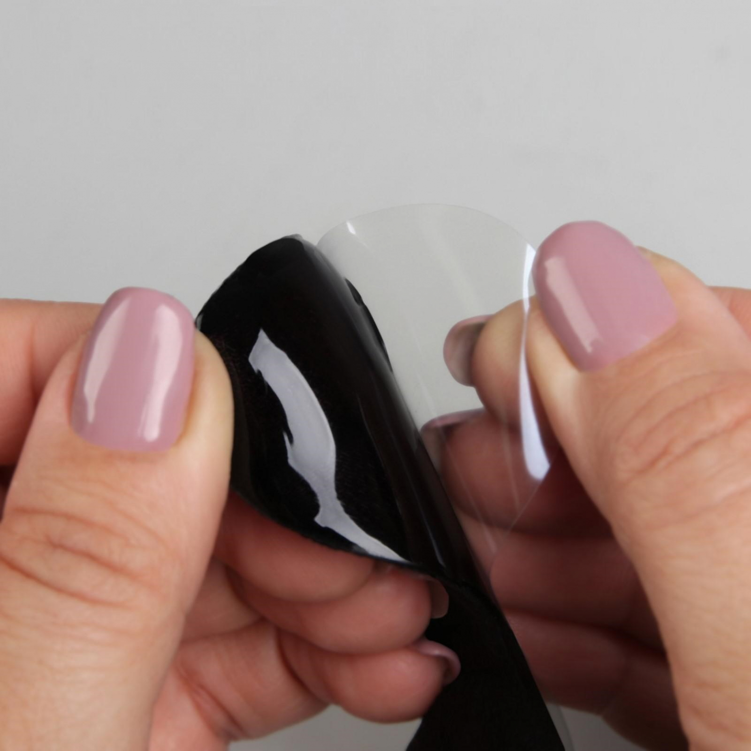 Подпяточники с пяткоудерживателем, с супинатором, на клеевой основе, силиконовые, пара, цвет чёрный
