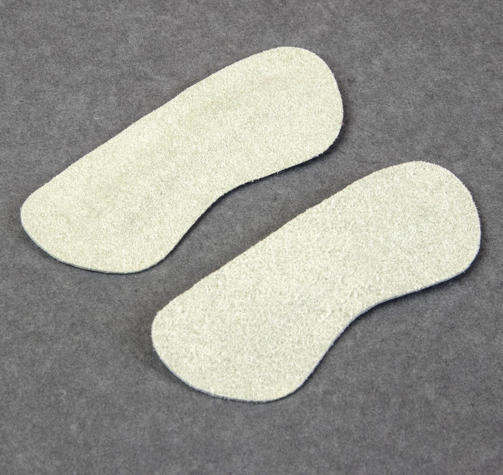 Пяткоудерживатели для обуви, на клеевой основе, пара, цвет серый