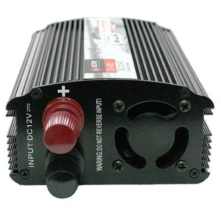 Преобразователь напряжения AcmePower DS400 (10-15В > 220В, 400 Вт,USB) (+ Антисептик-спрей для рук в подарок!)