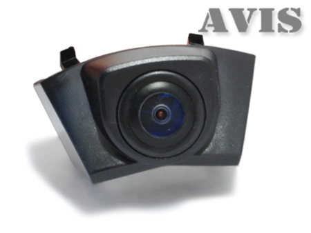 CCD штатная камера переднего вида AVEL AVS324CPR для CADILLAC SRX (#109)