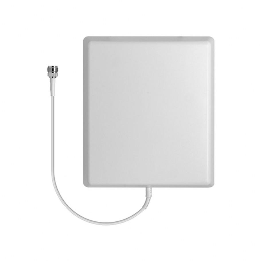 Панельная внутренняя антенна, кабель 0.3 м, N-розетка ДалCвязь DP-800/2700-7/9 ID (v.6718)