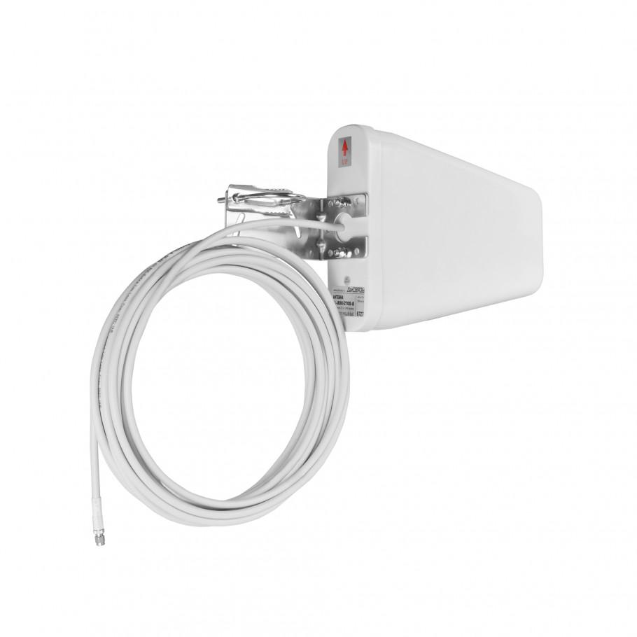 Направленная антенна, кабель 10 м, SMA-вилка ДалCвязь DL-900-11 (v.6727)