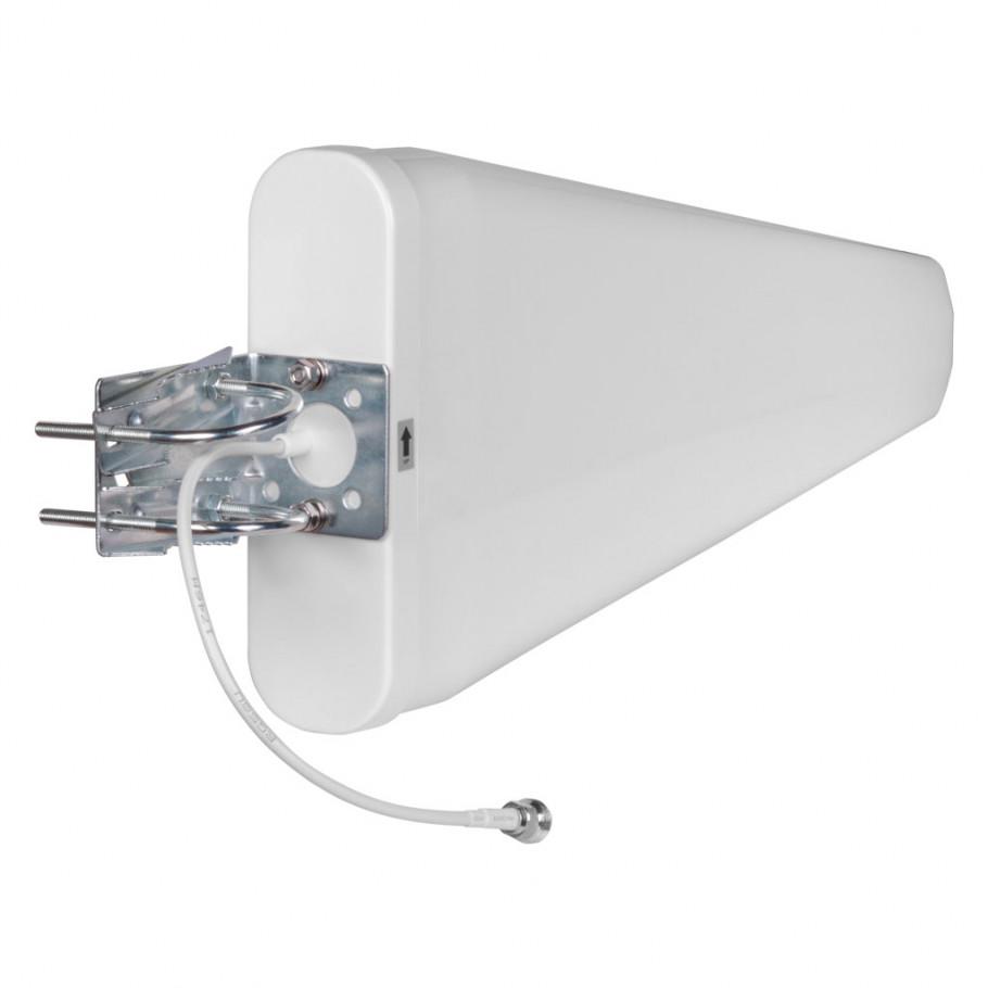Направленная антенна, кабель 10 м, SMA-вилка ДалCвязь DL-700/2700-8 (v.6733)