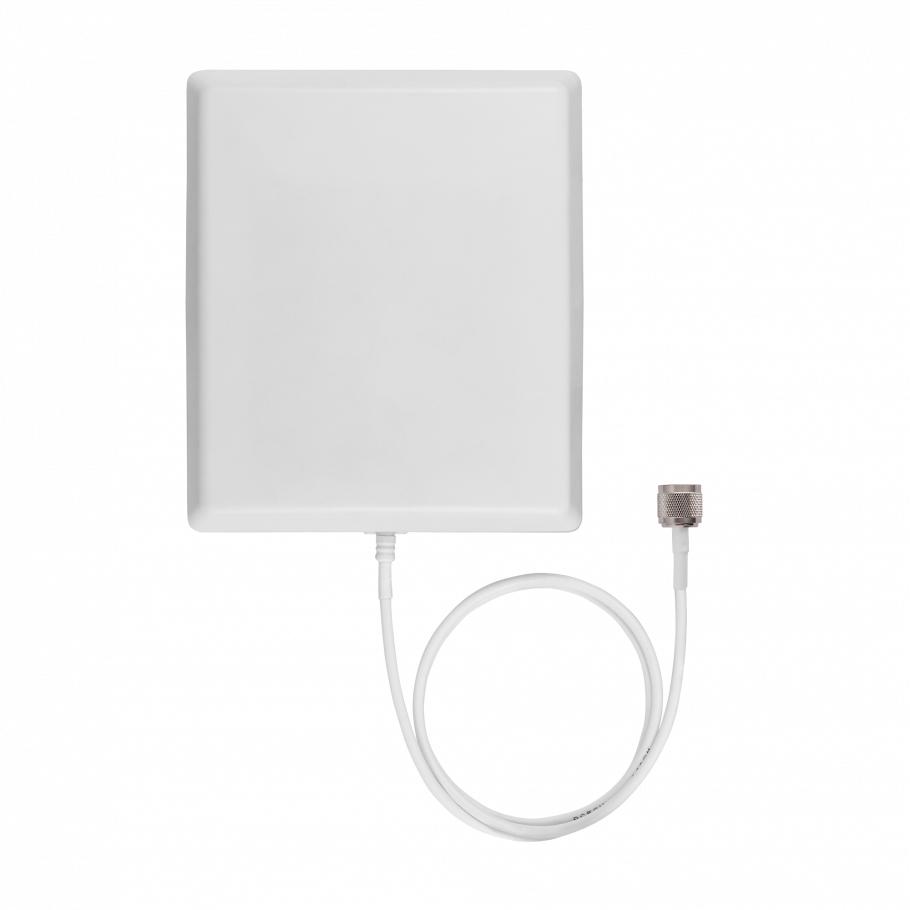 Панельная внутренняя антенна, кабель 1 м, N-вилка ДалCвязь DP-700/2700-7/9 (v.6732)