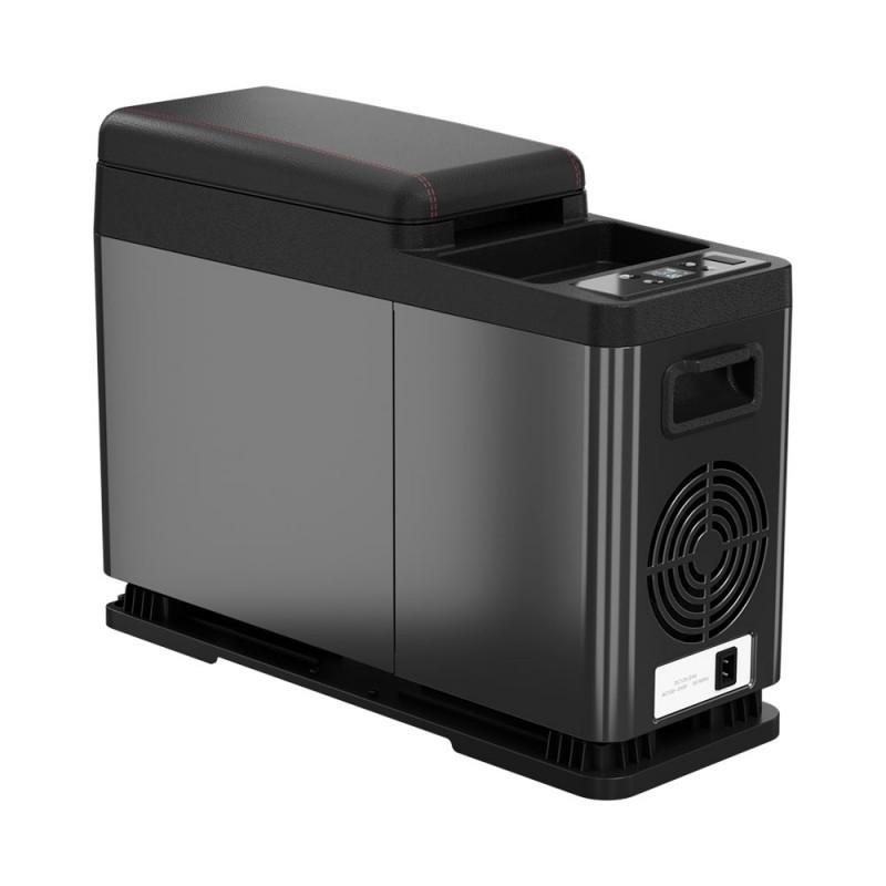 Автомобильный холодильник-подлокотник Alpicool CF8 (black) (+ Аккумулятор холода в подарок!)