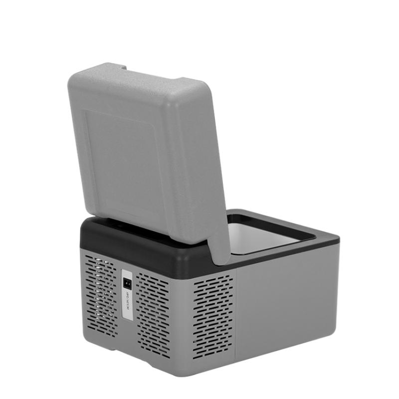 Kомпрессорный автохолодильник Alpicool C12 с адаптером (12/24/110/220В) (+ Аккумулятор холода в подарок!)