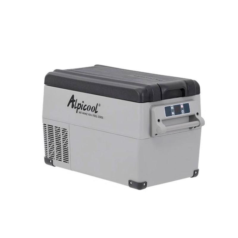 Kомпрессорный автохолодильник Alpicool NCF35 (+ Аккумулятор холода в подарок!)