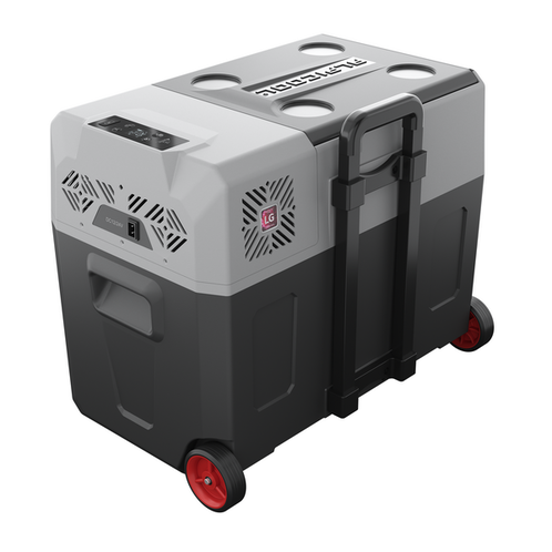 Автохолодильник компрессорный Alpicool CX40 (+ Четыре аккумулятора холода в подарок!)