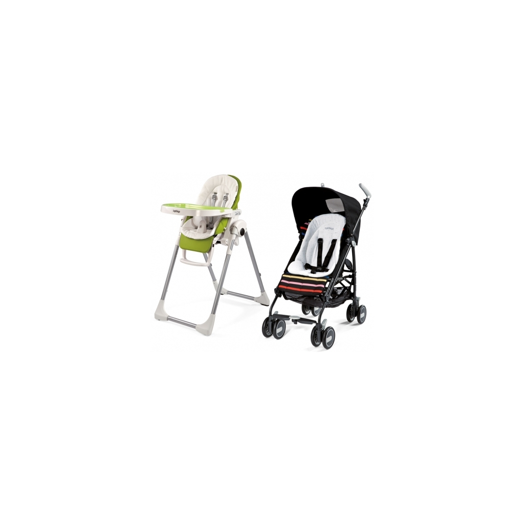 Универсальный вкладыш Peg-Perego Baby Cushion White