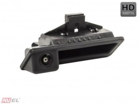 CCD HD штатная камера заднего вида AVS327CPR (#009) для автомобилей BMW